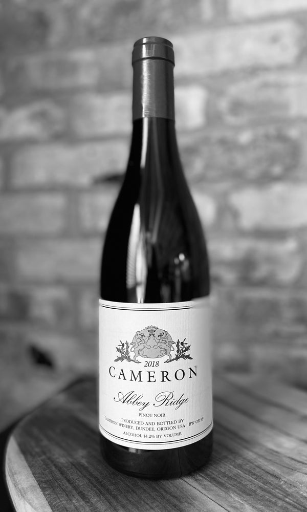 Load image into Gallery viewer, Cameron Abbey Ridge Pinot Noir 2018