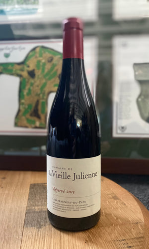 Load image into Gallery viewer, Domaine Vielle Julienne Chateauneuf Du Pape Reserve 2015