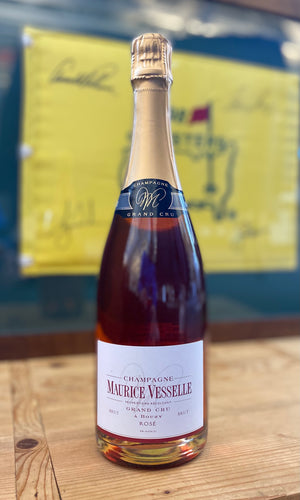 Load image into Gallery viewer, Maurice Vesselle Champagne Brut Rose Grand Cru N/V