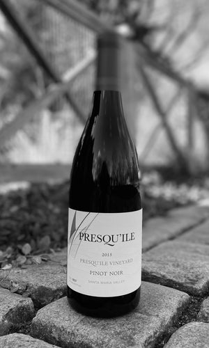 Load image into Gallery viewer, Presqu'ile Pinot Noir Presqu'ile Vineyard 2015