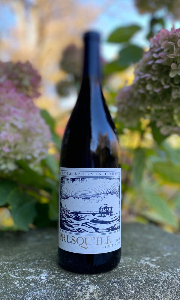 Load image into Gallery viewer, Presqu'ile Pinot Noir Santa Barbara 2018