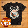 "T-Shirt ""Born too late - All was great in '78"" on sale"