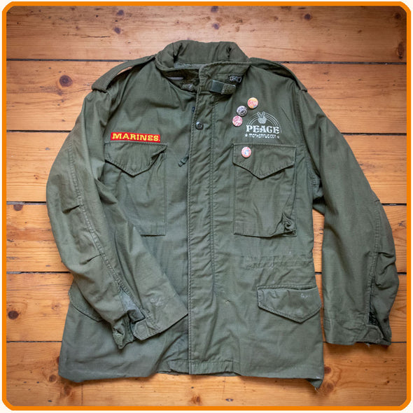 Customized M65-Jacket, 6
