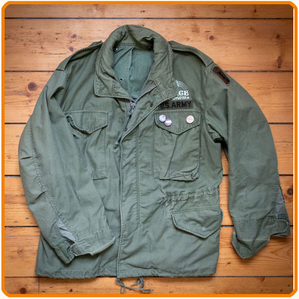 Customized M65-Jacket, 4