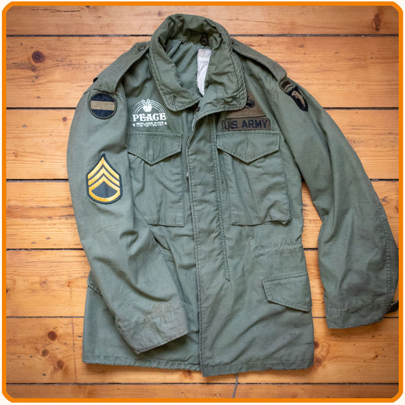 Customized M65-Jacket, 5