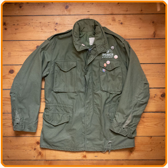 Customized M65-Jacket, 2