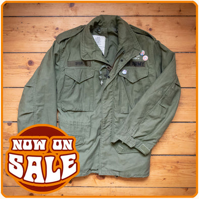 Customized M65-Jacket, 3 - on sale