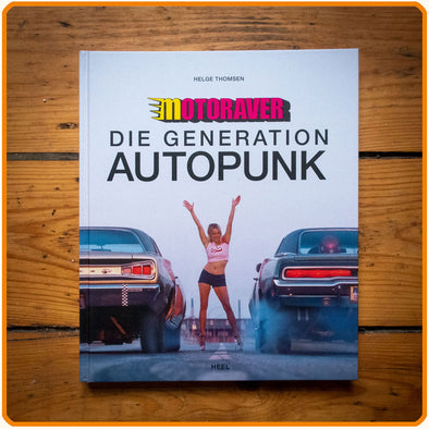 """Generation Autopunk"" book"