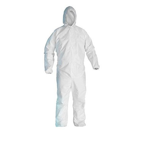 Head To Toe Protective Coverall (XL)