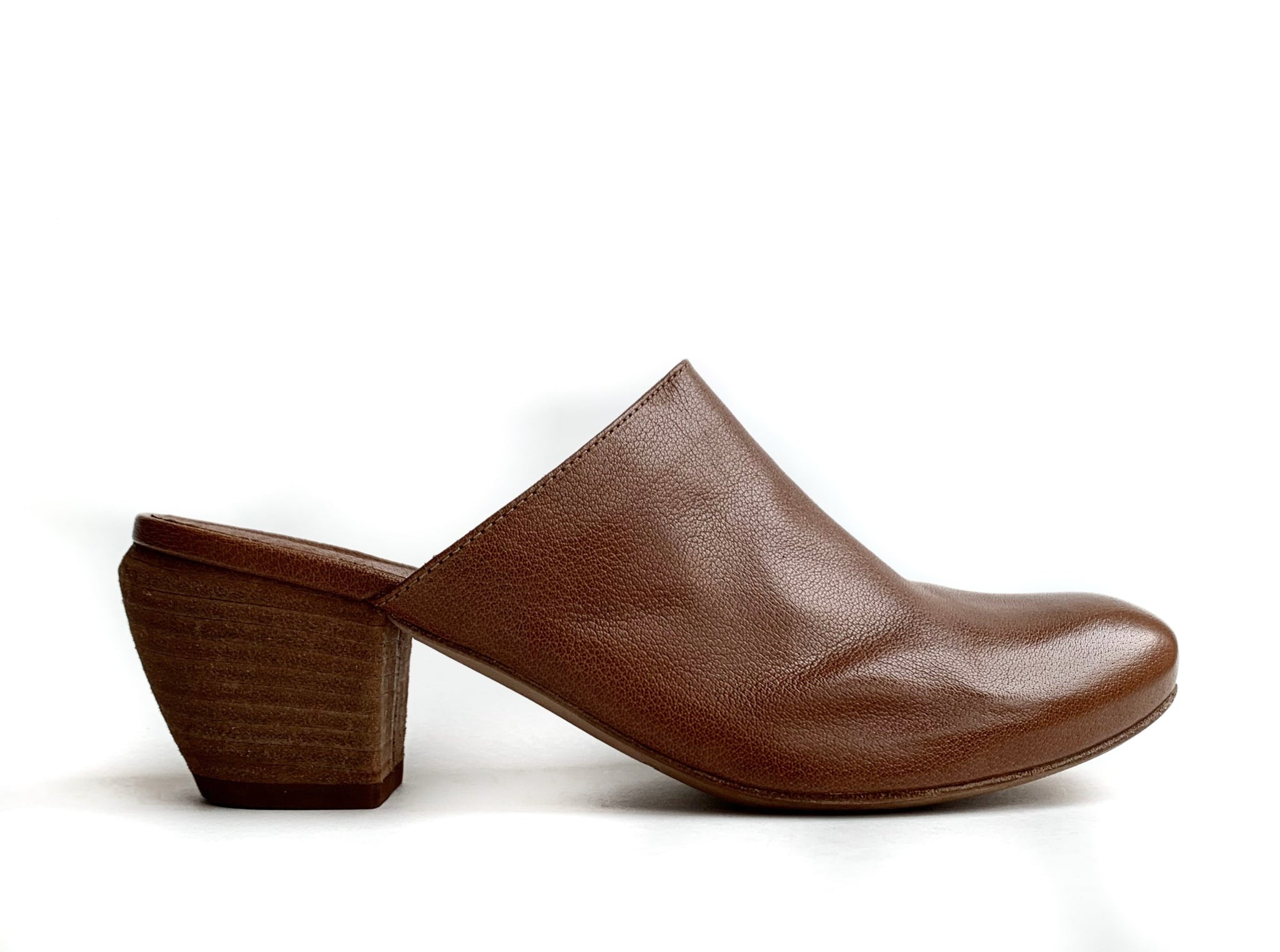 Panique Leather Mule