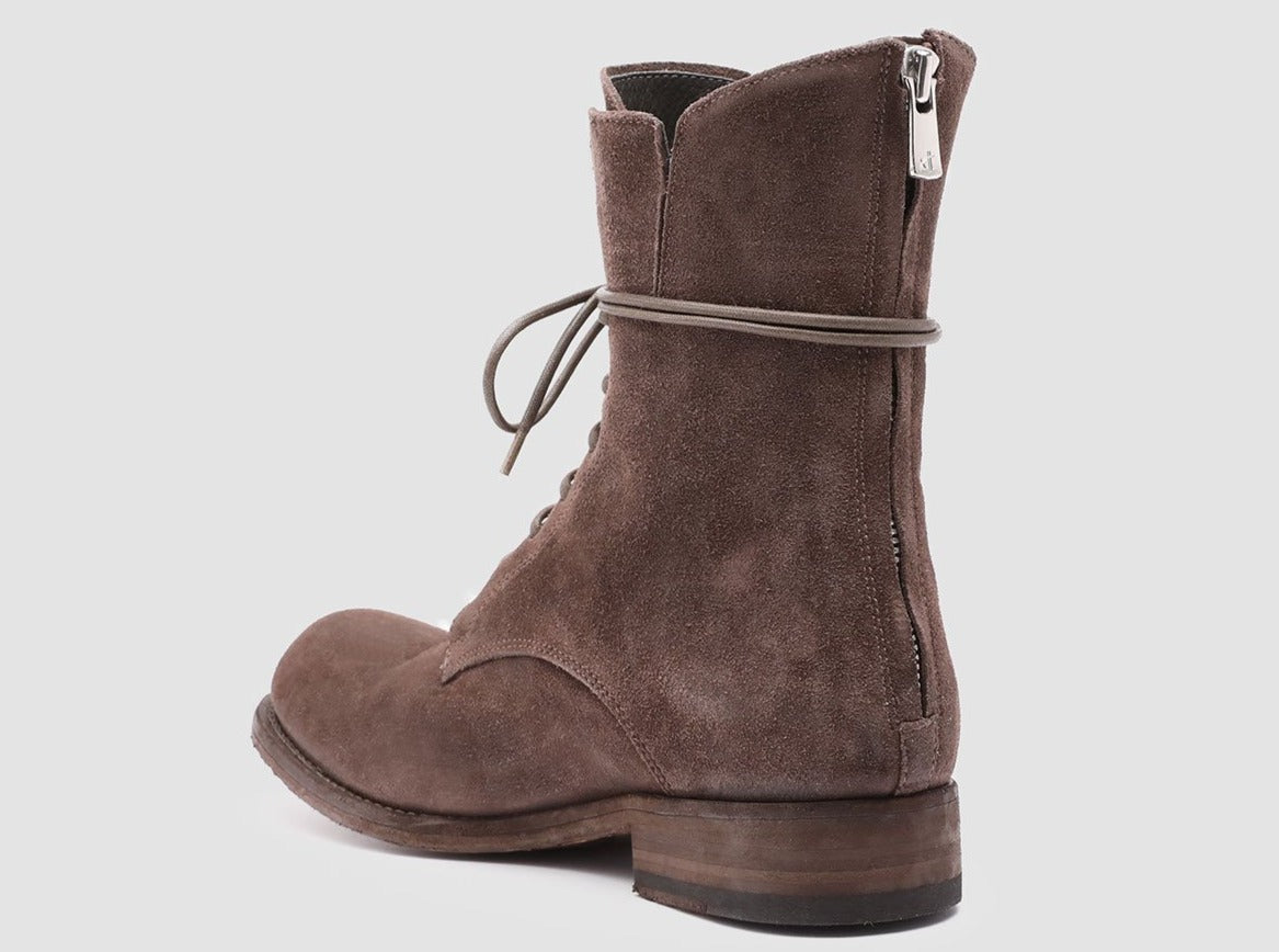 Hubble Laced Suede Boot
