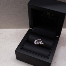 Load image into Gallery viewer, The Anastasia Morganite Ring