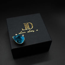 Load image into Gallery viewer, The Sierra Topaz Pendant
