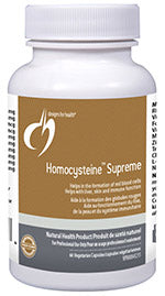 Homocysteine Supreme 60 count capsules - Canada
