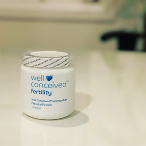 Well Conceived Preconception & Prenatal Powder