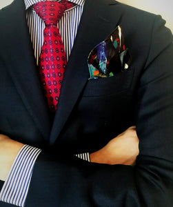 The Riccardi - Pocket Square