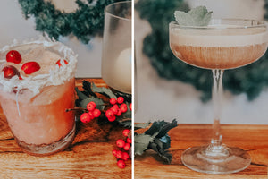 Bramblewood Bar's 2020 Holiday Drink Guide