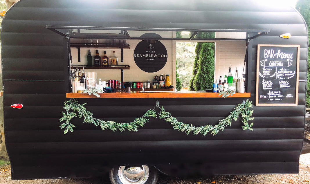 Bramblewood Mobile Bar