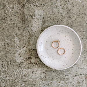 The Speckled Ring Dish
