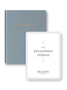 The Engagement Journal E-Book and Printed Book Set