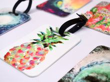 Load image into Gallery viewer, Pineapple Luggage Tag