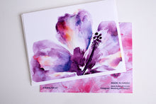 Load image into Gallery viewer, Wild Hibiscus Greeting Card