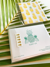 Load image into Gallery viewer, Pineapple Greeting Card