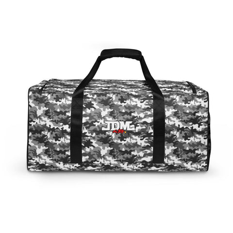 "JDM Duffle bag - ""JDM-BEST CAMO"" Style heavy load bag"