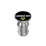 """Nuke Launch Key"" Cigarette Car Lighter JDM Nuclear Switch"