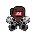 """Domo Kun JDM Power"" Sticker Decal Adhesive"