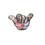 "Shaka Sign ""Hang Loose"" Sticker JDM"