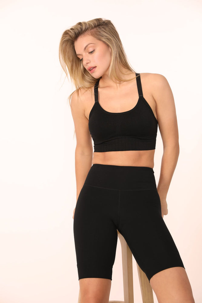Trail Seamless Sports Bra - ALAMAE