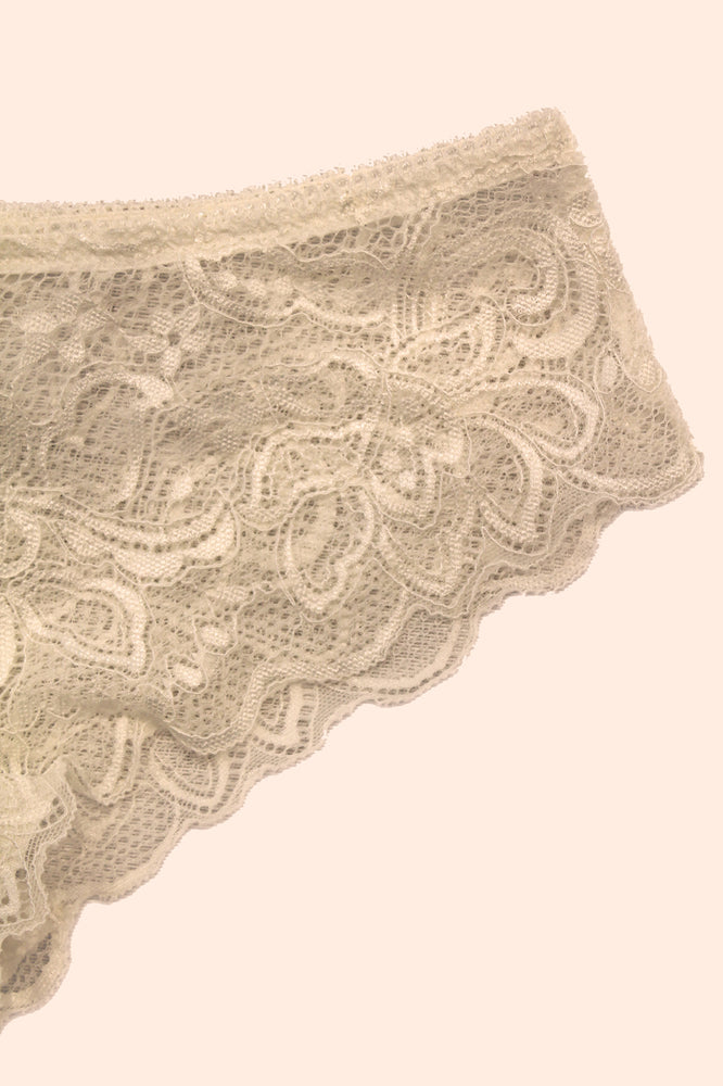 Load image into Gallery viewer, Venus Lace Hipster - ALAMAE