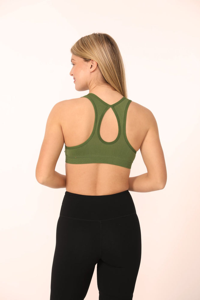 Aries Soft Sports Bra - ALAMAE