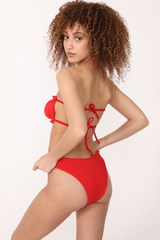 Red-Orange Swim Set (NAME NEEDED) - ALAMAE