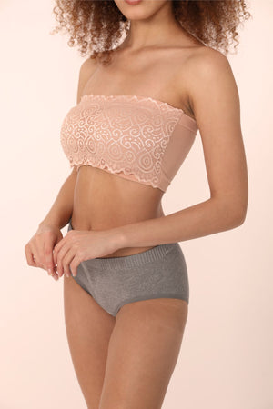 Load image into Gallery viewer, Euphoria Lace Bandeau - ALAMAE