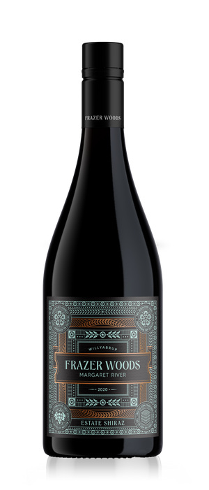 Frazer Woods 2020 Estate Shiraz
