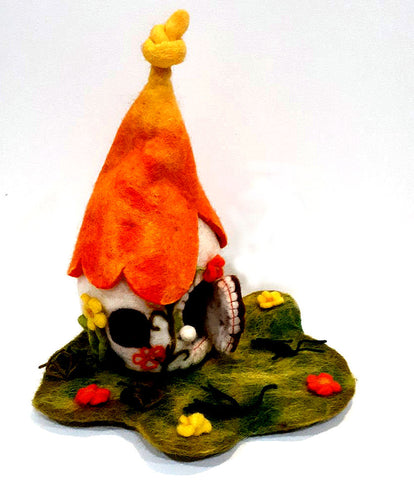 Fairy House - Orange