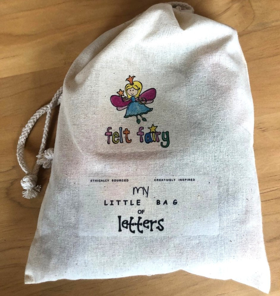 my Little Bag of Letters