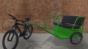 Trailer Pedicab - VIP Custom Cycles