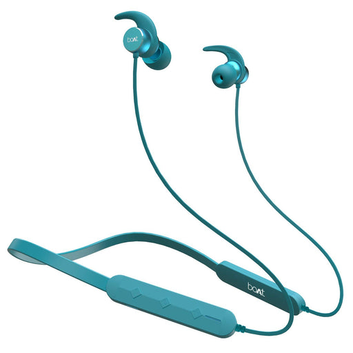 boAt Rockerz 255 Pro Wireless Headset with Up to 6H Playtime (Teal Green)