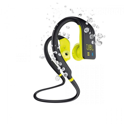 JBL Endurance Dive Waterproof Wireless in-Ear Sport Headphones with Built-in Mp3 Player (Yellow)