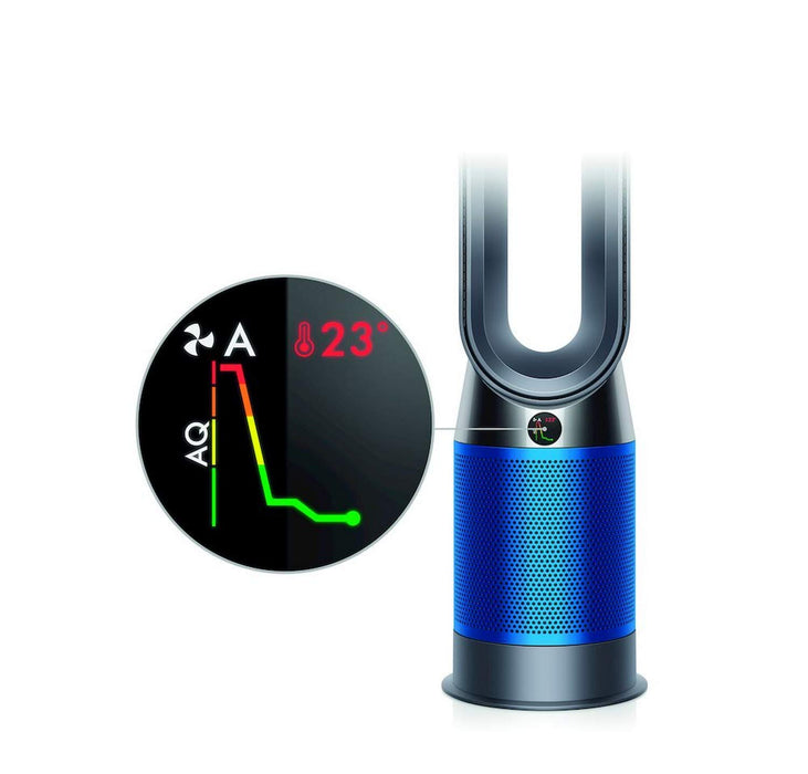 Dyson Hot+Cool (Iron/Blue)
