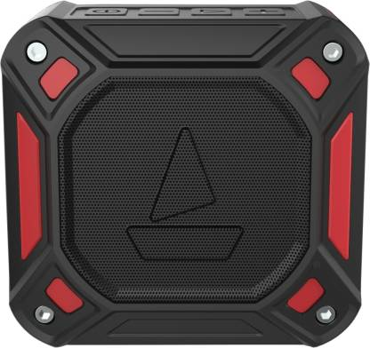 boAt Stone 300 5 W Bluetooth Speaker  (Red, Mono Channel)