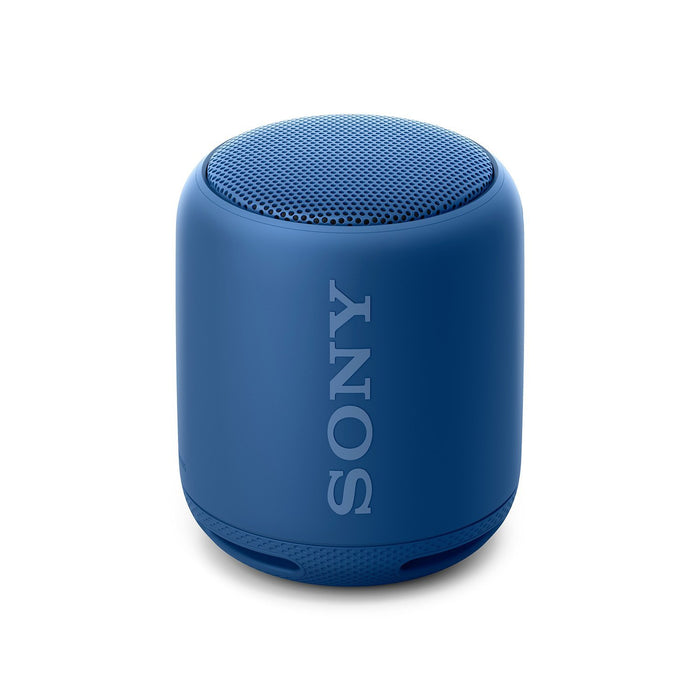 Sony SRS-XB10 EXTRA BASS Portable Splash-proof Wireless Speaker with Bluetooth and NFC (Blue)