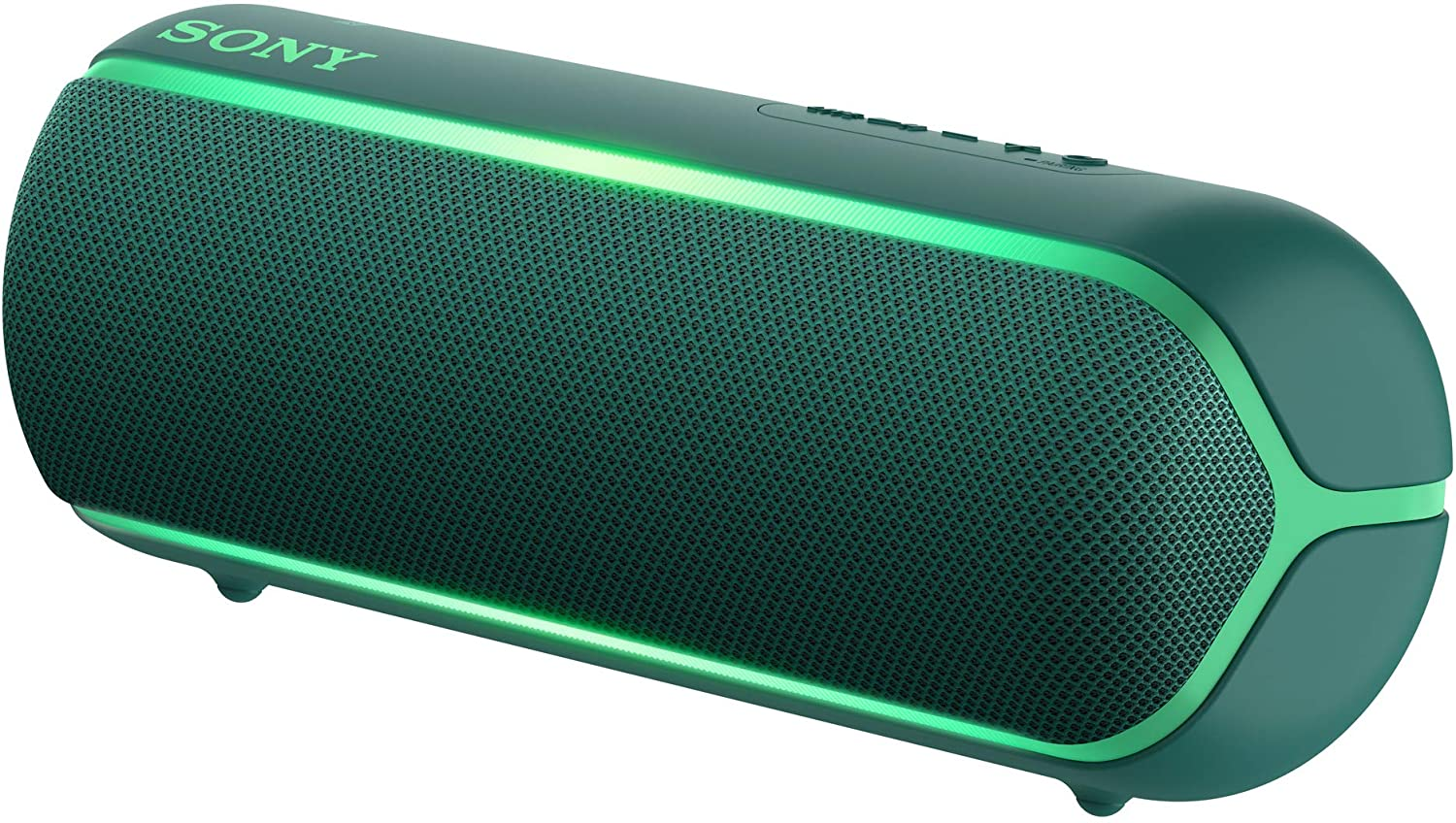 Sony SRS-XB22 Wireless Extra Bass Bluetooth Speaker with 12 Hours Battery Life (Green)