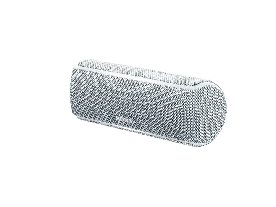 Sony SRS-XB21 Extra Bass Portable Waterproof Wireless Speaker with Bluetooth and NFC (White)