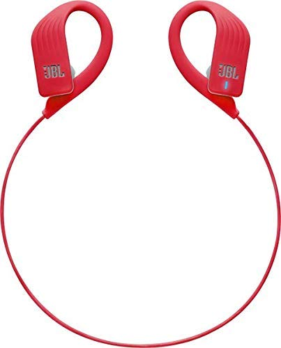 JBL Endurance Sprint Waterproof Wireless in-Ear Sport Headphones with Touch Controls (Red)