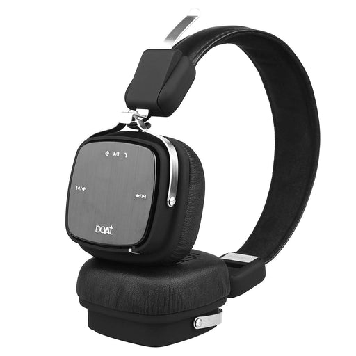 boAt Rockerz 600 Bluetooth Headphones (Black)