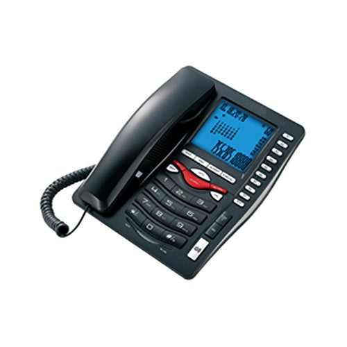 Beetel M75N Corded Phone (Black)
